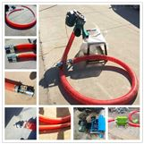 强力高效率软管吸粮机 10米玉米装袋抽粮机