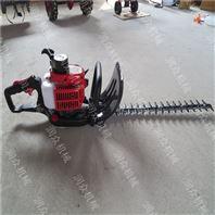小区绿化带修剪造型机 省油多功能绿篱机