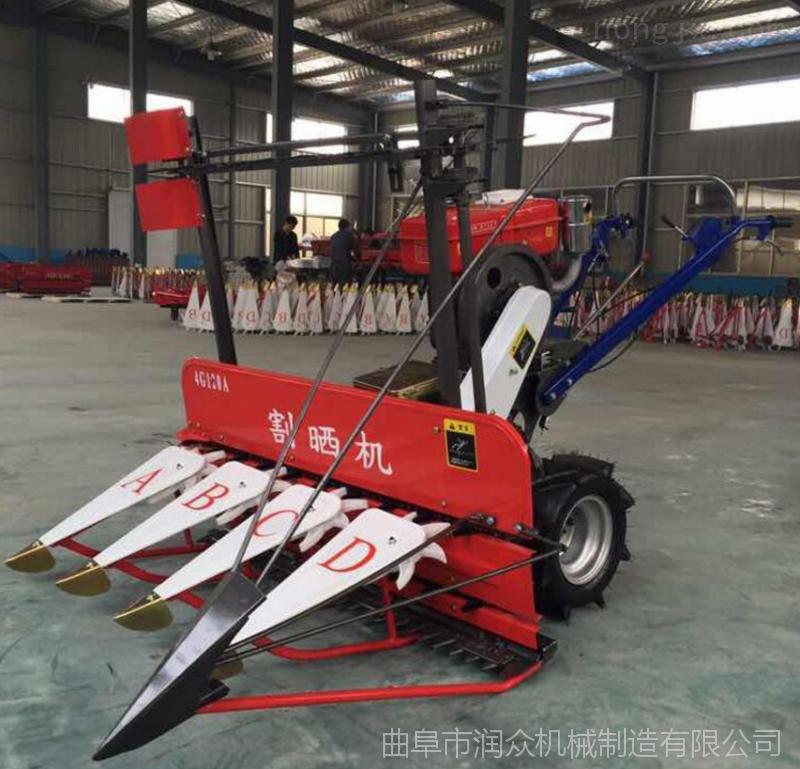 新型小型牧草收割機 拖拉機前置式割曬機