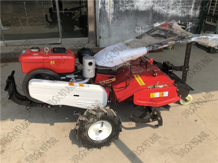 小巧灵活的微耕机 安全耐用的旋耕松地机