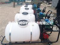 果园专用卷管式喷雾器 高射程的汽油打药机