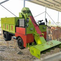 牛场全自动粪污清理车 柴油22马力清粪车