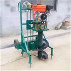 FX-WKJ手推大直径植树挖坑机 荒坡绿化打坑机价格