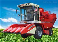 4YZ-4B自走式玉米联合收获机