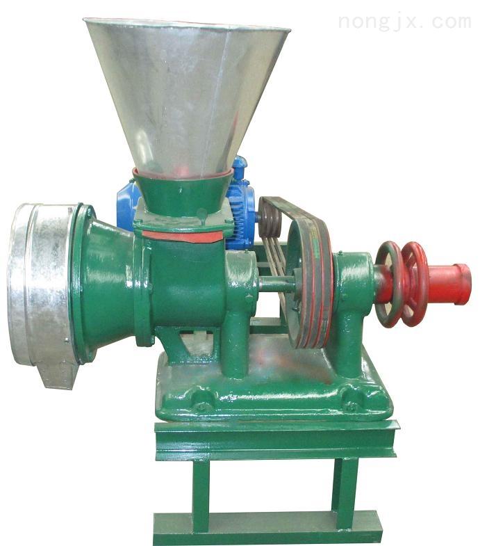 临沂磨头式橡胶磨粉机低速研磨