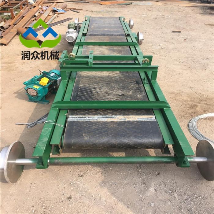 生产销售胶带输送机 散装玉米装车输送带