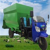奶牛场饲料喂料车 液压马达撒料车