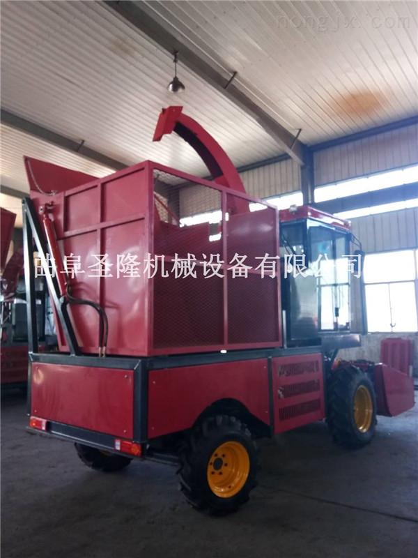履带式玉米秸秆青贮收获机生产厂家