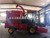 厂家生产玉米杆茎穗青储收获机