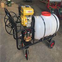 水稻农田200升药桶打药机 座驾行走式喷雾器