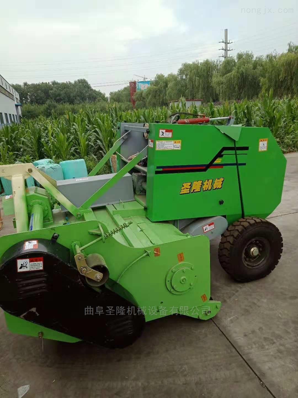 9YJ-1.3-黑龙江省玉米秸秆粉碎打捆机