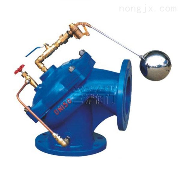 铸钢水位浮球阀