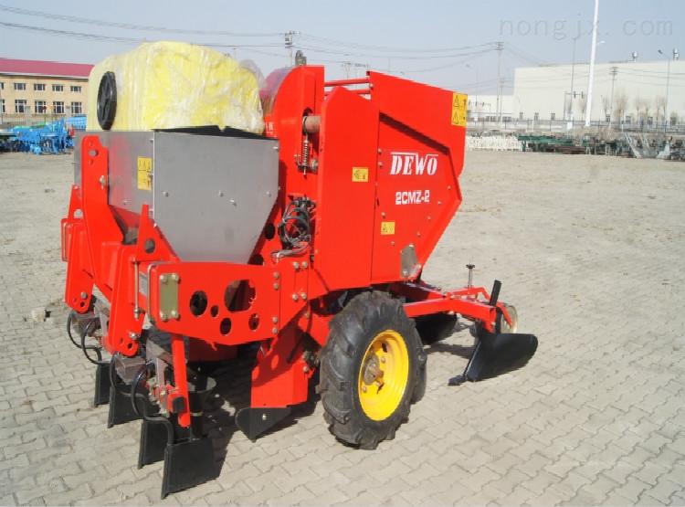 2CMZ-2型马铃薯施肥种植机