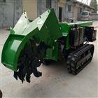 FX-KGJ自走式开沟施肥机 履带施肥回填机价格