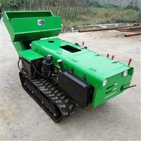 自走式多功能施肥机 履带式施肥开沟机型号