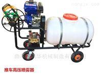 大棚蔬菜喷药汽电动喷雾器 高压柴油喷雾机