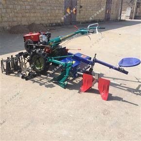 xnjx-108马力常州柴油手扶拖拉机 小型旋耕打田机