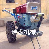 18马力农用手扶拖拉机 水旱两用旋耕机