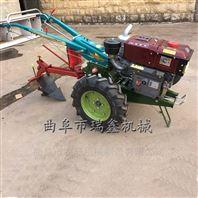 可乘坐式手扶拖拉機農用手扶自走式開溝機