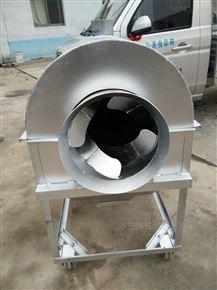 xnjx-30全自动不锈钢滚筒花生瓜子炒货机