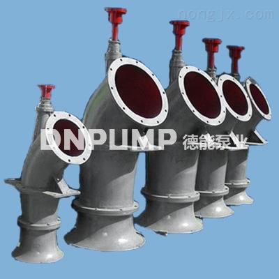 泵站用大流量ZLB轴流泵