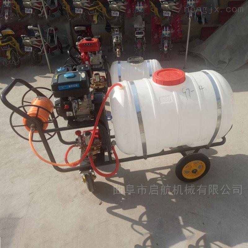 大型水稻喷药机自走式打药机