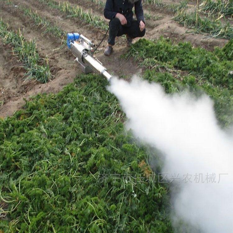双管汽油养殖场消毒烟雾机厂家
