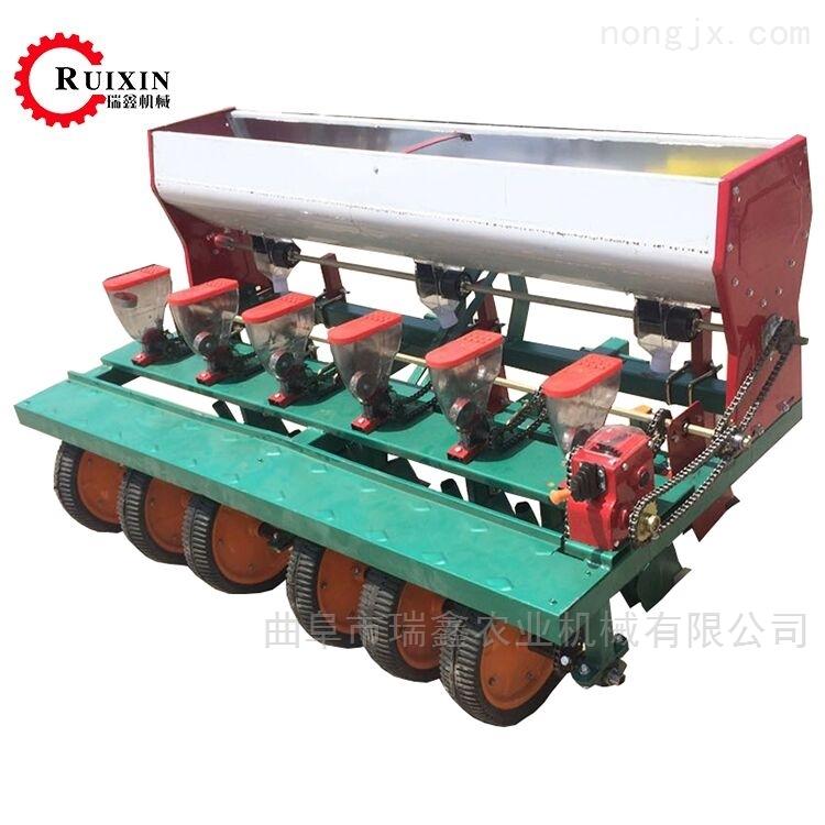 谷子高粱精播机 玉米大豆播种机