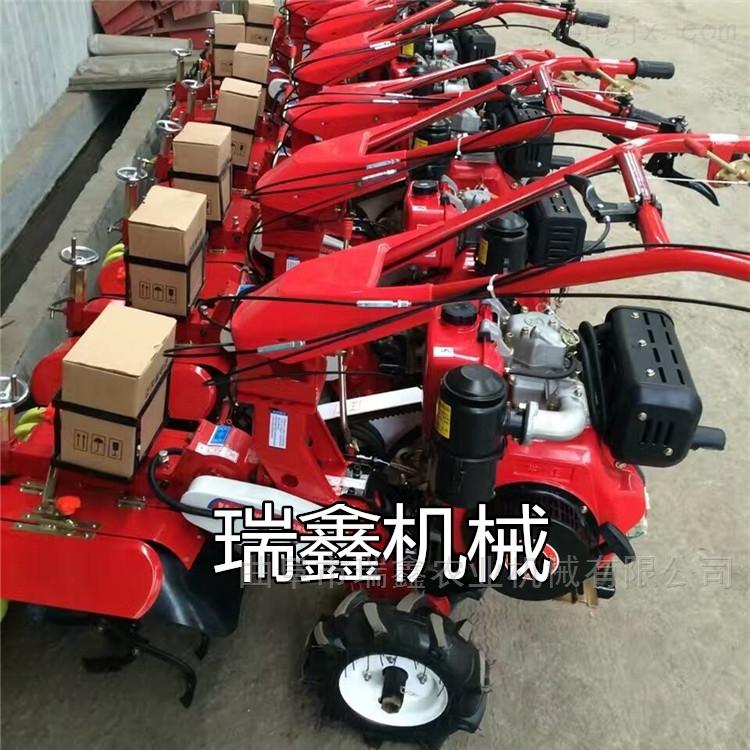 农田施肥开沟机 手把旋转式汽油开沟培土机