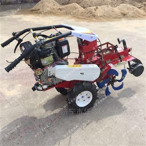 xnjx-8农机维修田园管理机 8马力开沟培土机