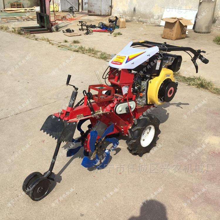 田园管理机厂家现货小型微耕机