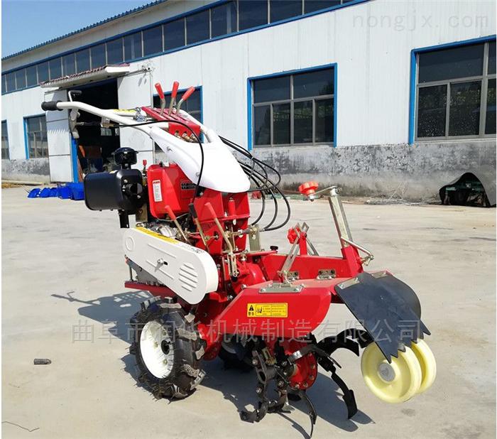 多功能柴油小型开沟机 大功率茶园培土机