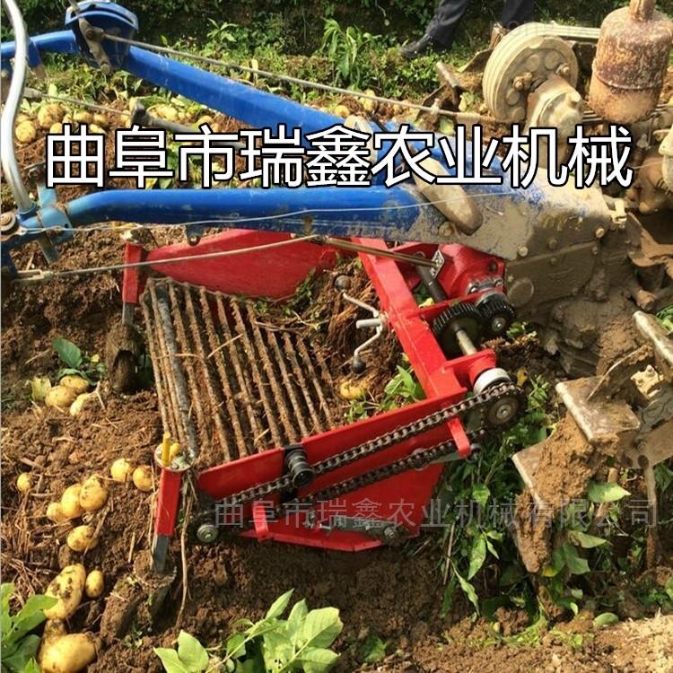 rxjx-td-农用薯类收获机