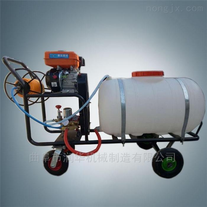 风送式果园打药喷雾器 三轮自走式喷药机