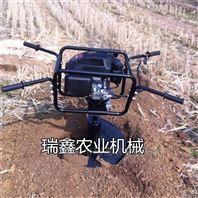 小型栽树种植挖坑机