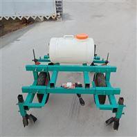 烟田种植喷药覆膜机