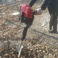 安庆链条式汽油移苗挖树机