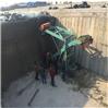 草垛装车取料机 高草墙装载机 7米高扒草机