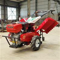 小型旋耕机柴油农用翻松机手扶拖拉机起垄