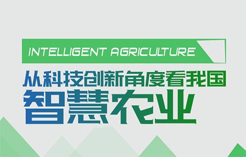 从科技创新角度看我国智慧农业