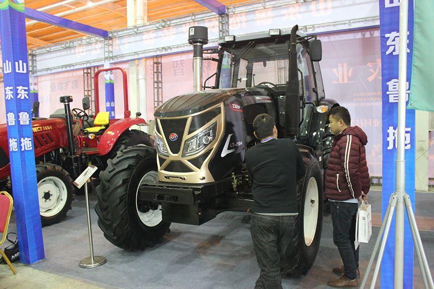 第十二届山东农机博览会:一样的展会,不一样的精彩!