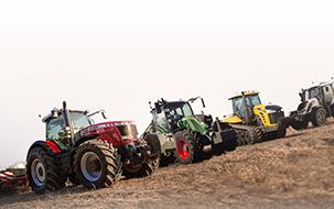 高端智能拖拉机——农业全面机械化的根基