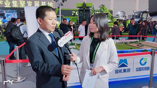 中国千赢国际城院:以信息化指引农业生产全程智能化发展