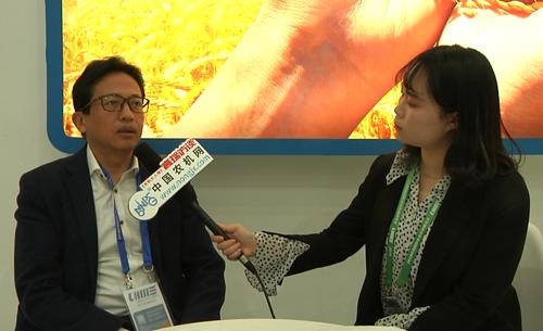 专访东风农机营销公司总经理沈国