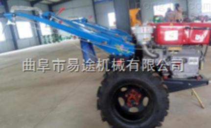 旋耕手扶拖拉机转向与连接2大安全隐患