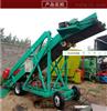 RH-QLJ小型青储取料机价格 提高工效青储池取草机