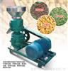 压辊挤压造粒机 秸秆牧草制粒机 麦麸颗粒机